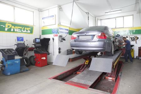 Tagliando auto, cambio olio e filtri